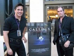 Callous screening Indie Fest USA